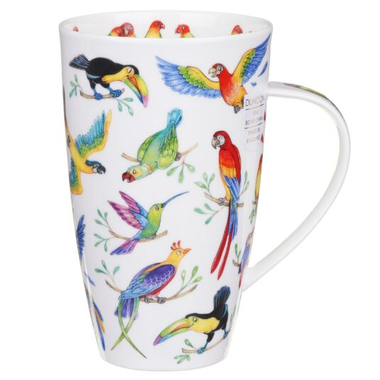 Jungle Jive Henley Shape Mug