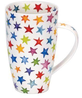Starburst Henley shape Mug