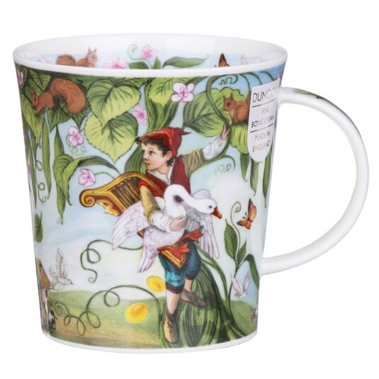 Fairy Tales Jack and the Beanstalk Lomond Shape Mug