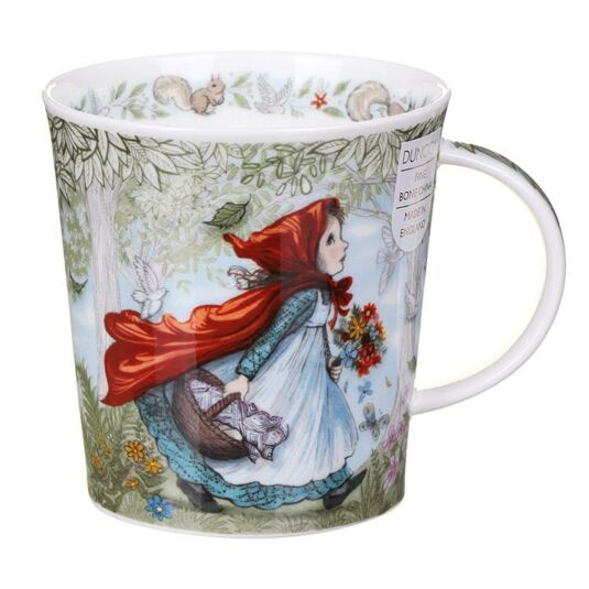 Fairy Tales Little Red Riding Hood Lomond Shape Mug