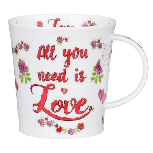 Slogans Love Lomond Shape Mug
