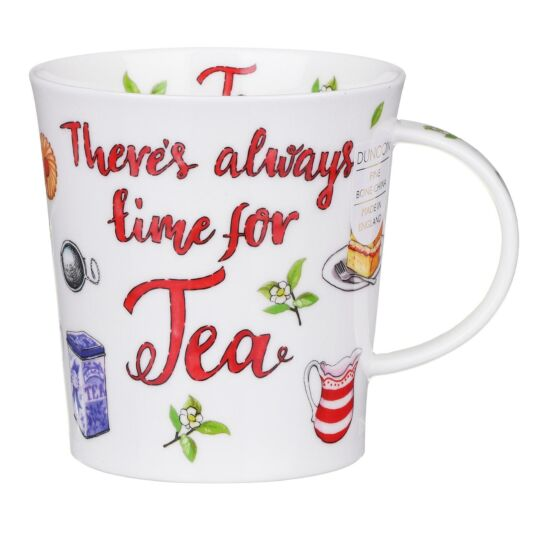 Slogans Tea Lomond Shape Mug