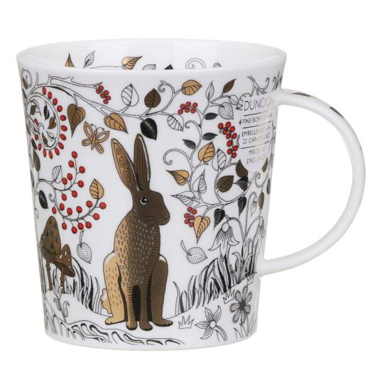 Wildwood Hare Lomond Shape Mug