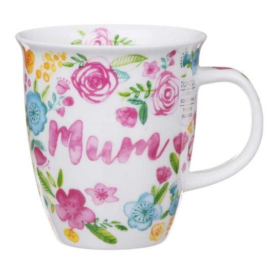 Mum 2018 Nevis Shape Mug