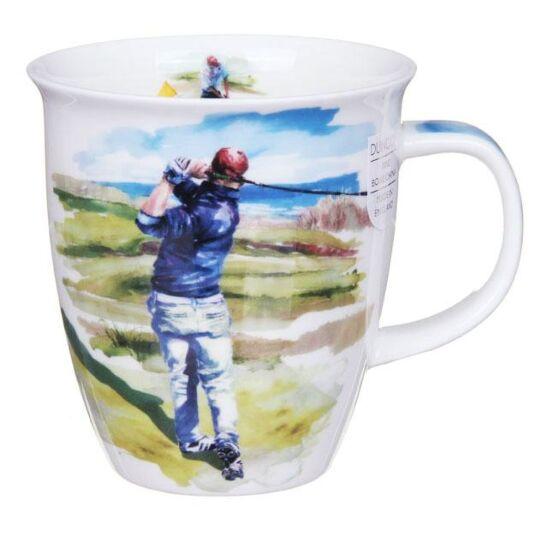 Sporting Life Golf Nevis Shape Mug