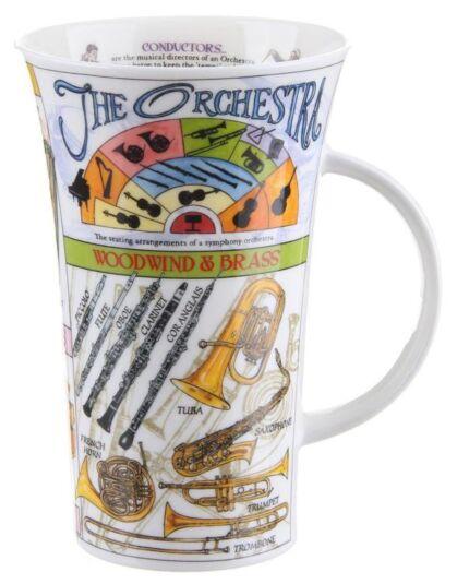 Orchestra Glencoe shape Mug