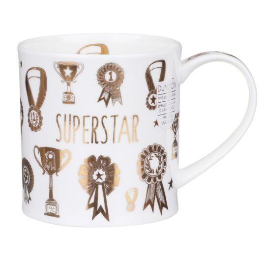 Superstar Orkney Shape Mug