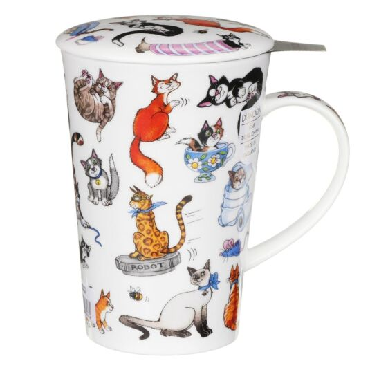 Catastrophe Shetland Tea Infuser Set