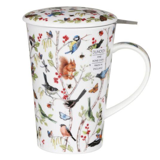 Secret Wood Shetland Tea Infuser Set