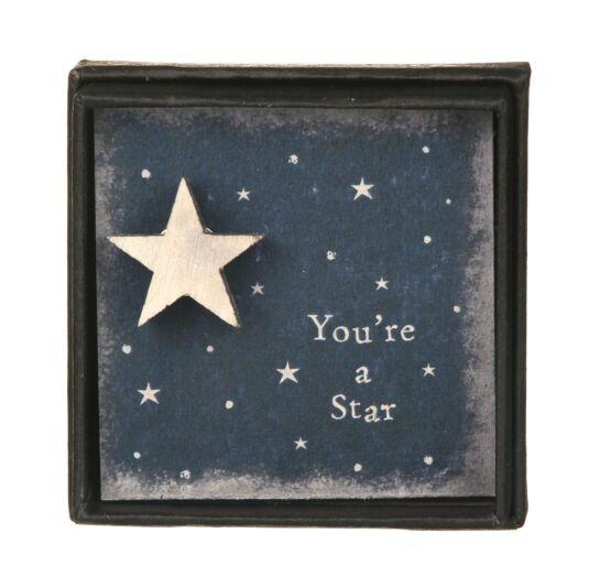 You're A Star Lapel Pin
