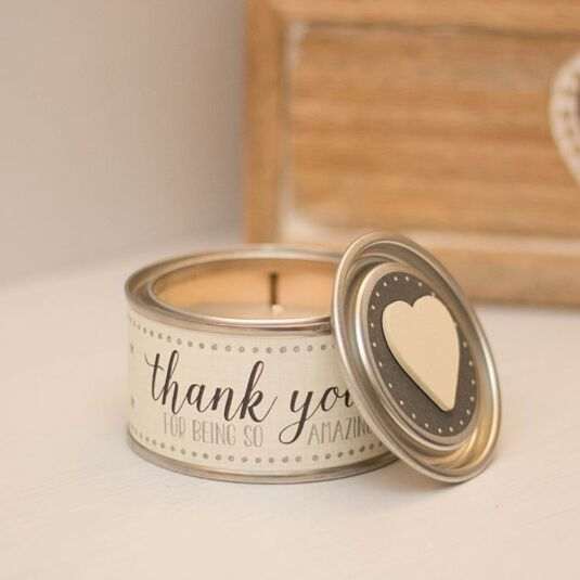 So Amazing Scented Tin Candle