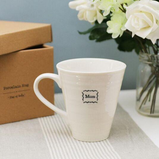 Mum Boxed Porcelain Mug
