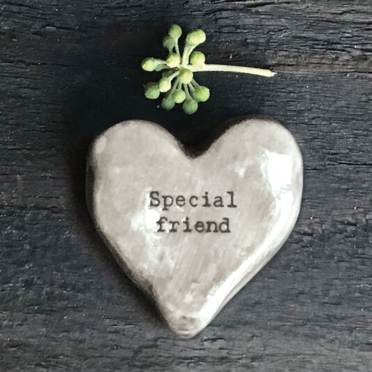'Special Friend' Heart Token