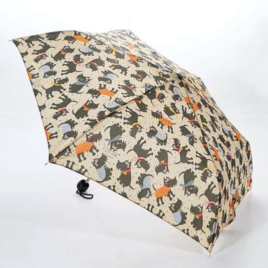Eco Chic Westies Compact Umbrella