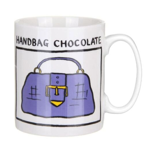Handbag Chocolate Mug