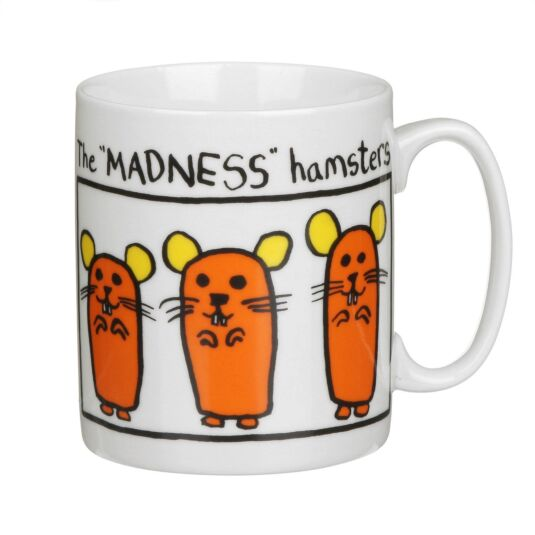 The Madness Hamsters Mug