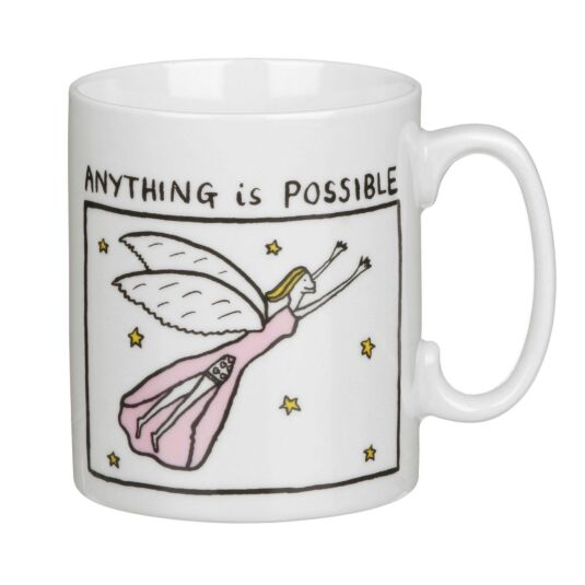 Anything is Possible Mug