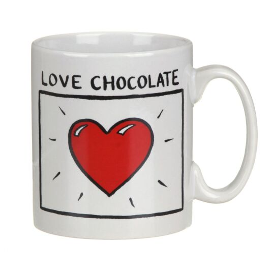 Love Chocolate Mug
