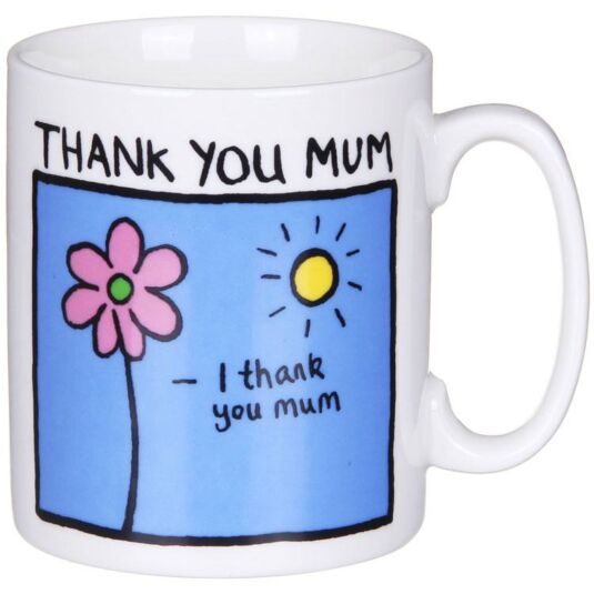 Thank You Mum Mug