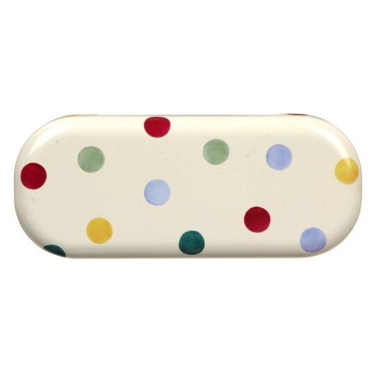 Polka Dot Glasses Case