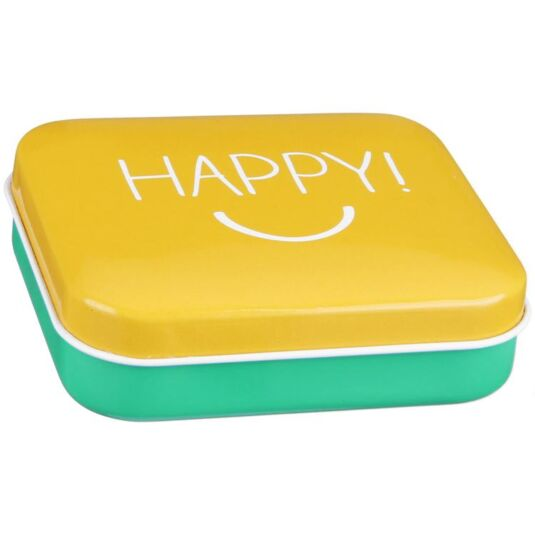 Happy Pocket Tin