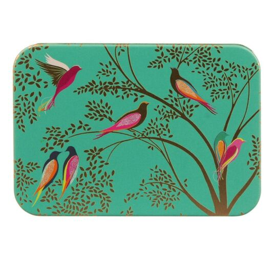Birds Pocket Tin