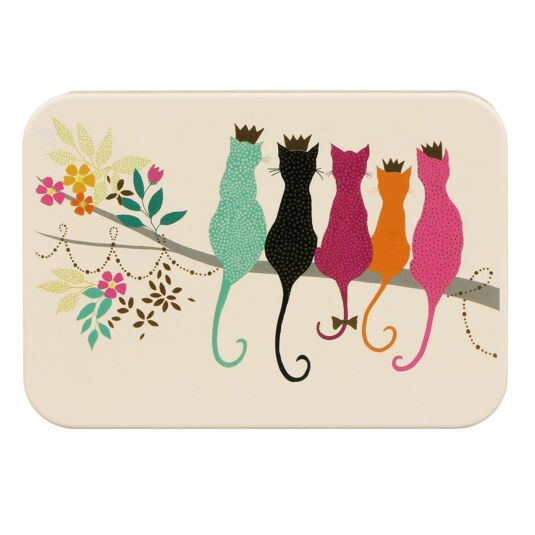 Cats Pocket Tin