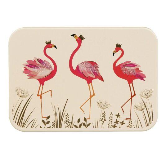 Flamingo Pocket Tin