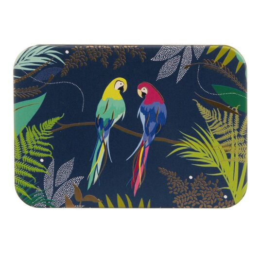 Parrots Pocket Tin