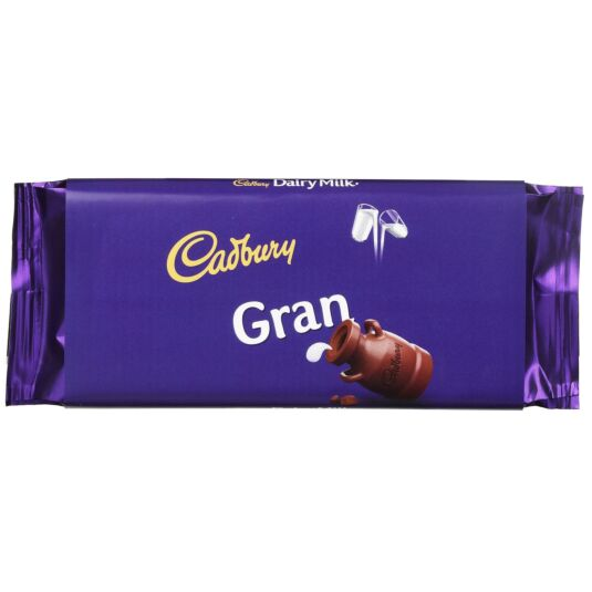 'Gran' 110g Dairy Milk Chocolate Bar