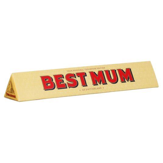 'Best Mum' 100g Chocolate Bar