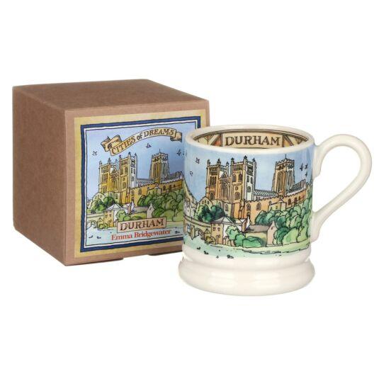 Durham Half Pint Boxed Mug