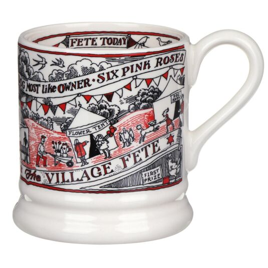 Village Fete Half Pint Mug