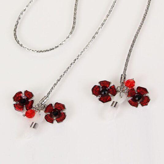 Poppy Stylish Specs Chain