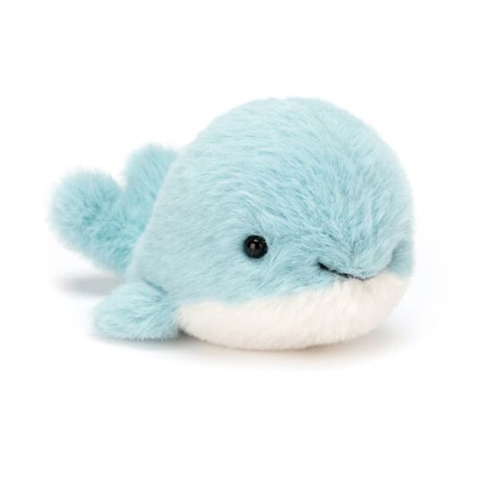 Fluffy Whale