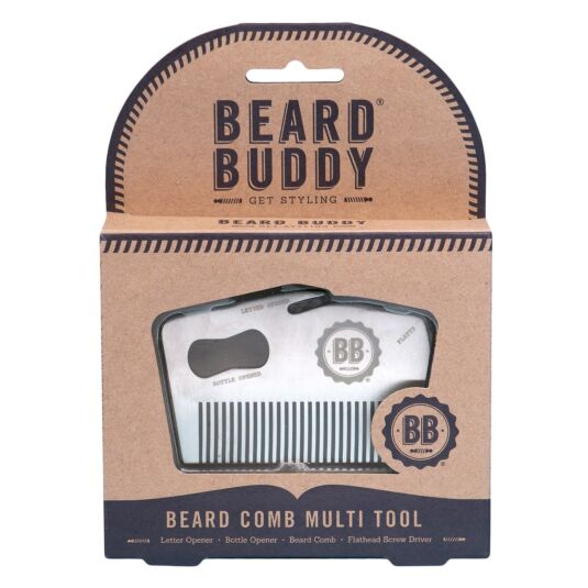 Beard Buddy Comb Multi-tool