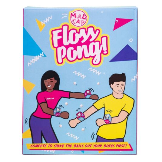 Floss Pong! Party Game