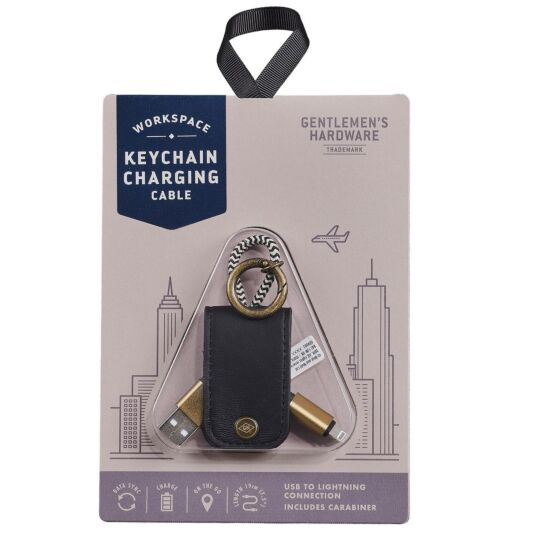 Charging Cable Keyring