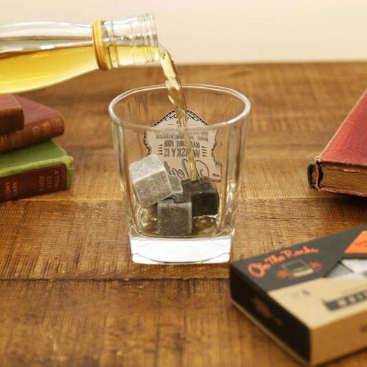 Granite & Soapstone Whisky Stones