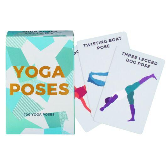 100 Yoga Poses