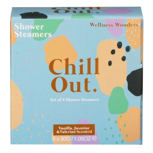 'Chill Out' Shower Steamer