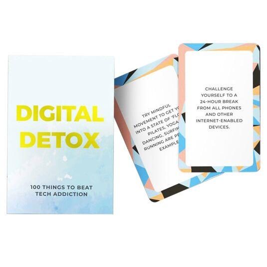 Digital Detox 100 Cards