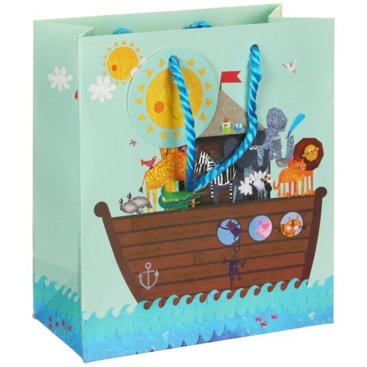 Noah's Ark Medium Gift Bag