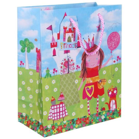 Princess Large Gift Bag
