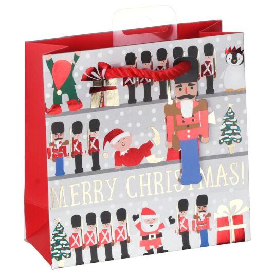 'Christmas Ornaments' Small Gift Bag