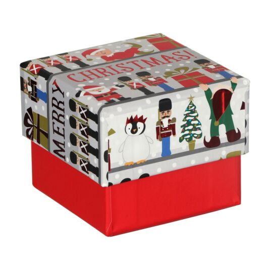 Extra Small 'Christmas Ornaments' Gift Box
