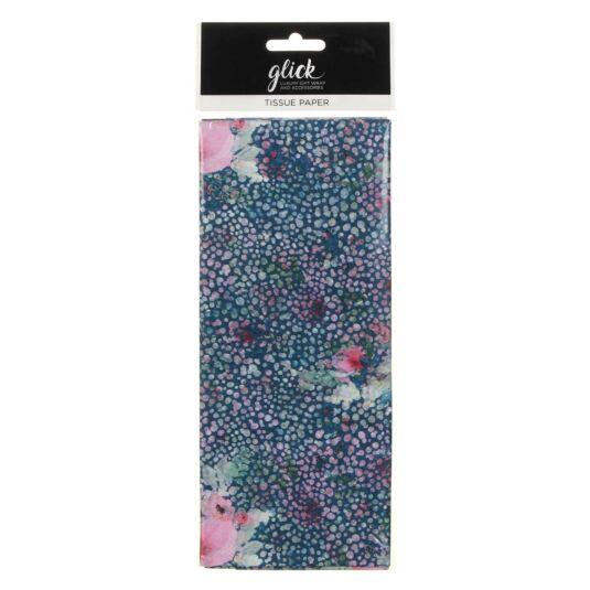 Floral Confetti Tissue Paper
