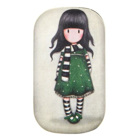 The Scarf Mini Compact Case