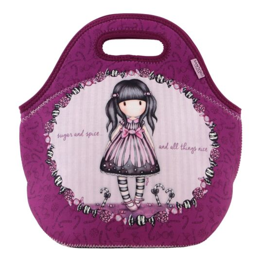 Sugar and Spice Neoprene Lunch Bag