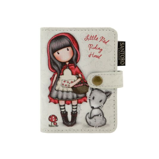 b2eaf6e21e1 Gorjuss Little Red Riding Hood Card Holder